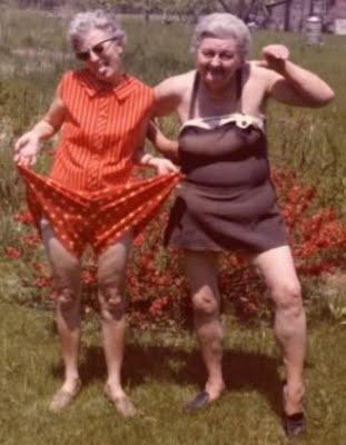 abuelas graciosas