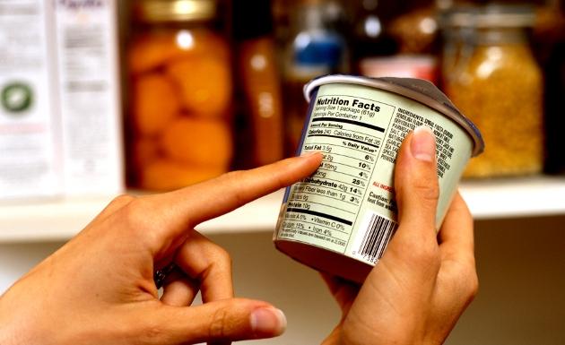 aditivos en la comida procesada