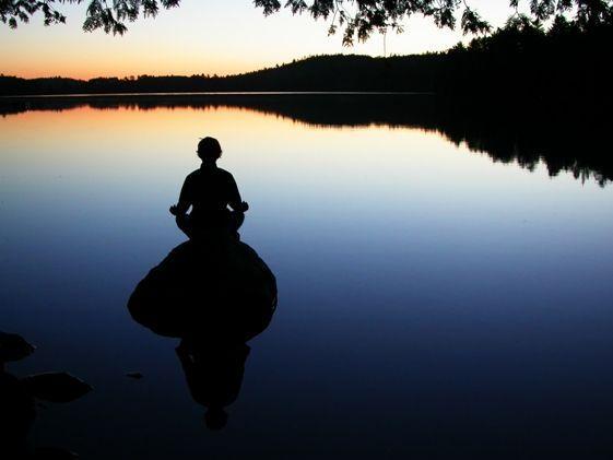 fáciles pasos para meditar
