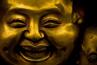 la risa y el zen
