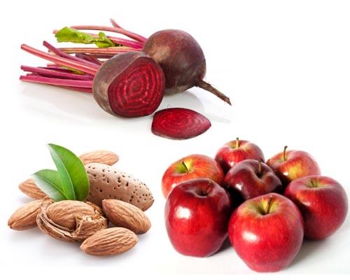 Combatir la anemia de manera natural