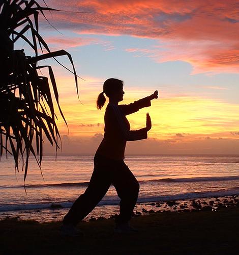 taichi meditación en movimiento