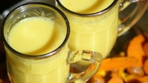 leche dorada curcuma y ayurveda