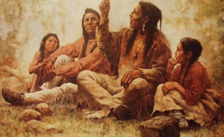 Cuento de Sabiduría Indígena