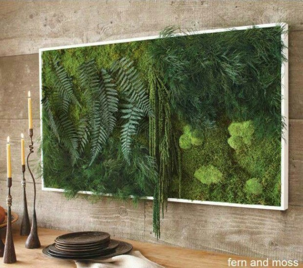 fern-and-moss-painting