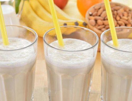 Receta para preparar una bebida energizante natural