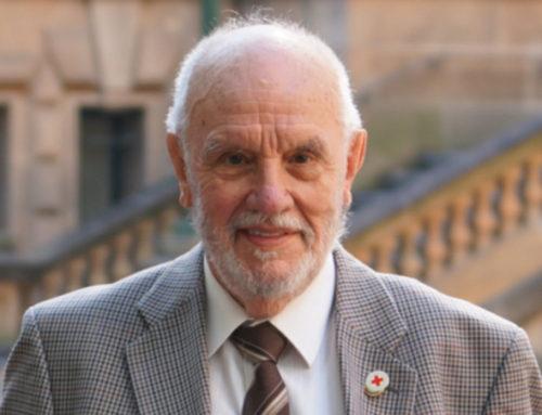 James Harrison, un héroe en el mundo real