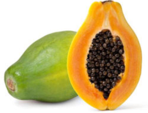 Papaya para el estómago