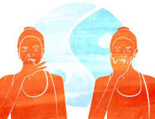 Respiración Alterna (Anuloma Viloma, Nadi Shodhana)