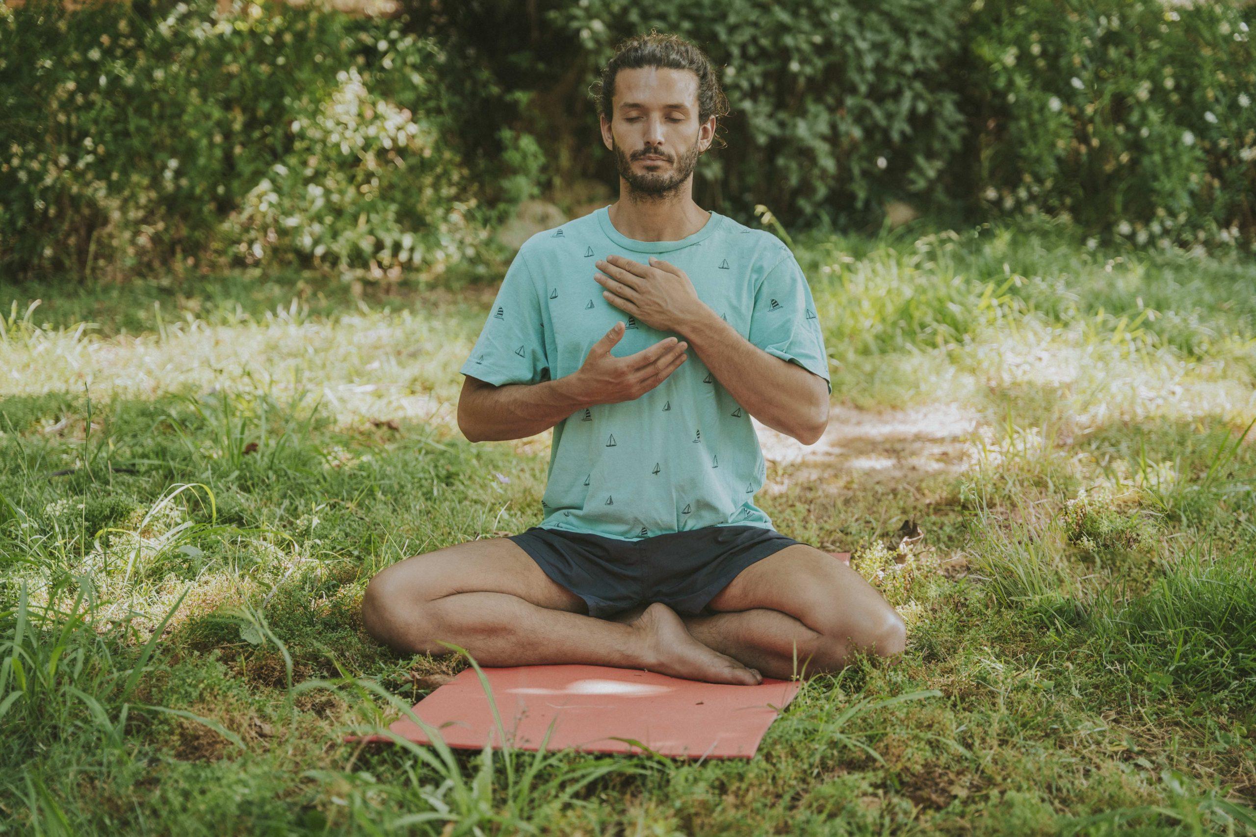 Medita para eliminar la ansiedad