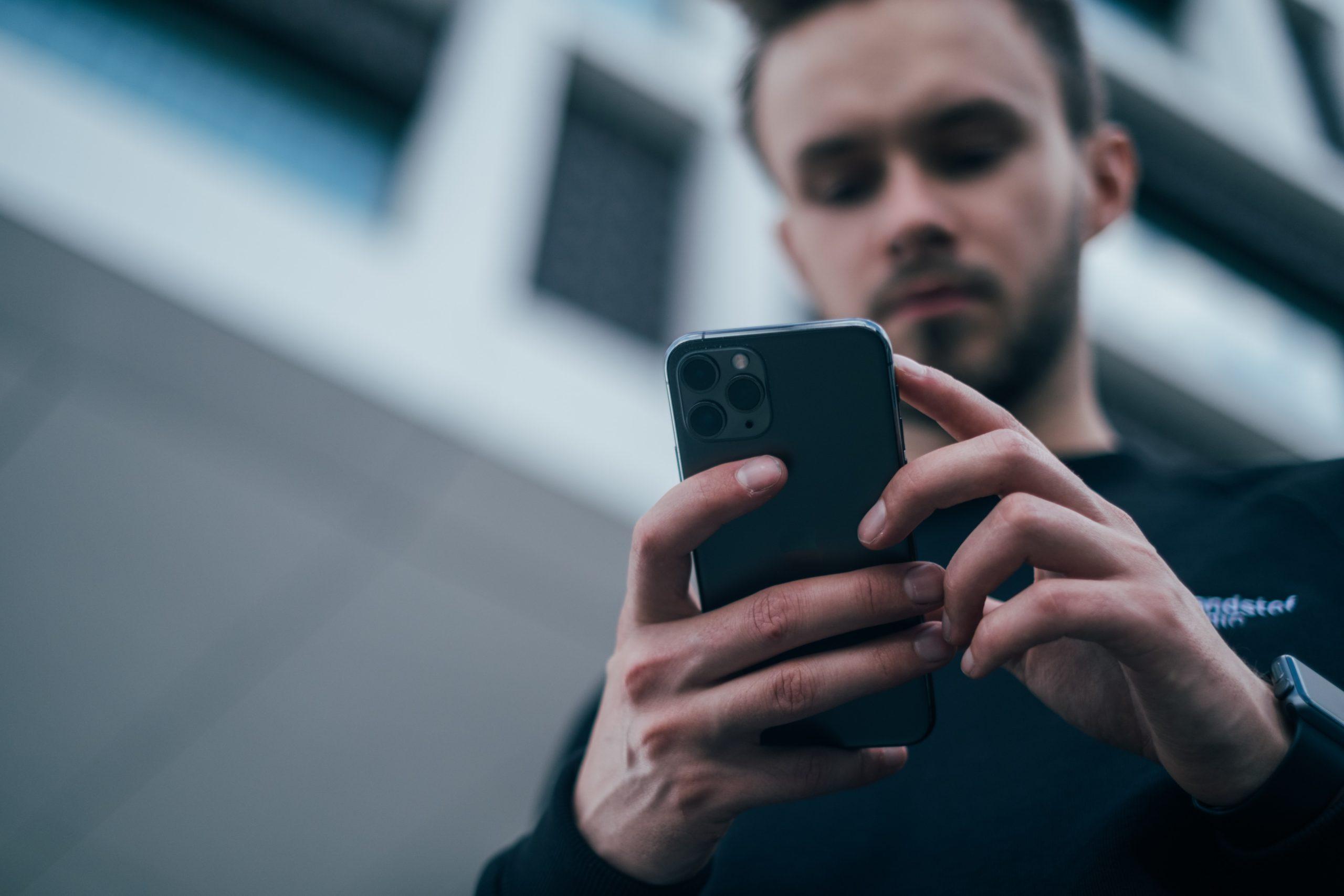 Notificaciones móvil minimalismo digital