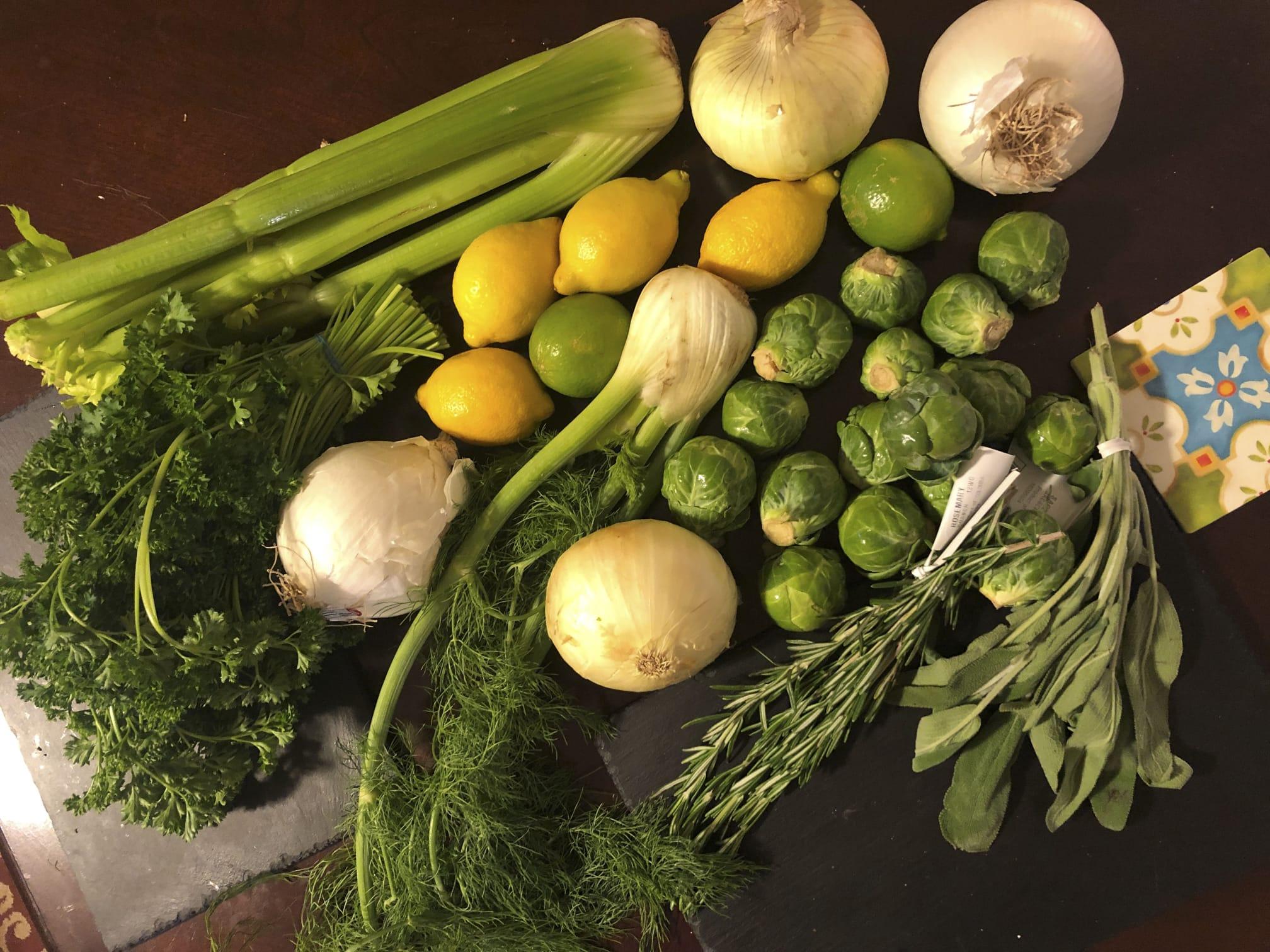 Las verduras de temporada ayudan al sistema inmune en otoño.