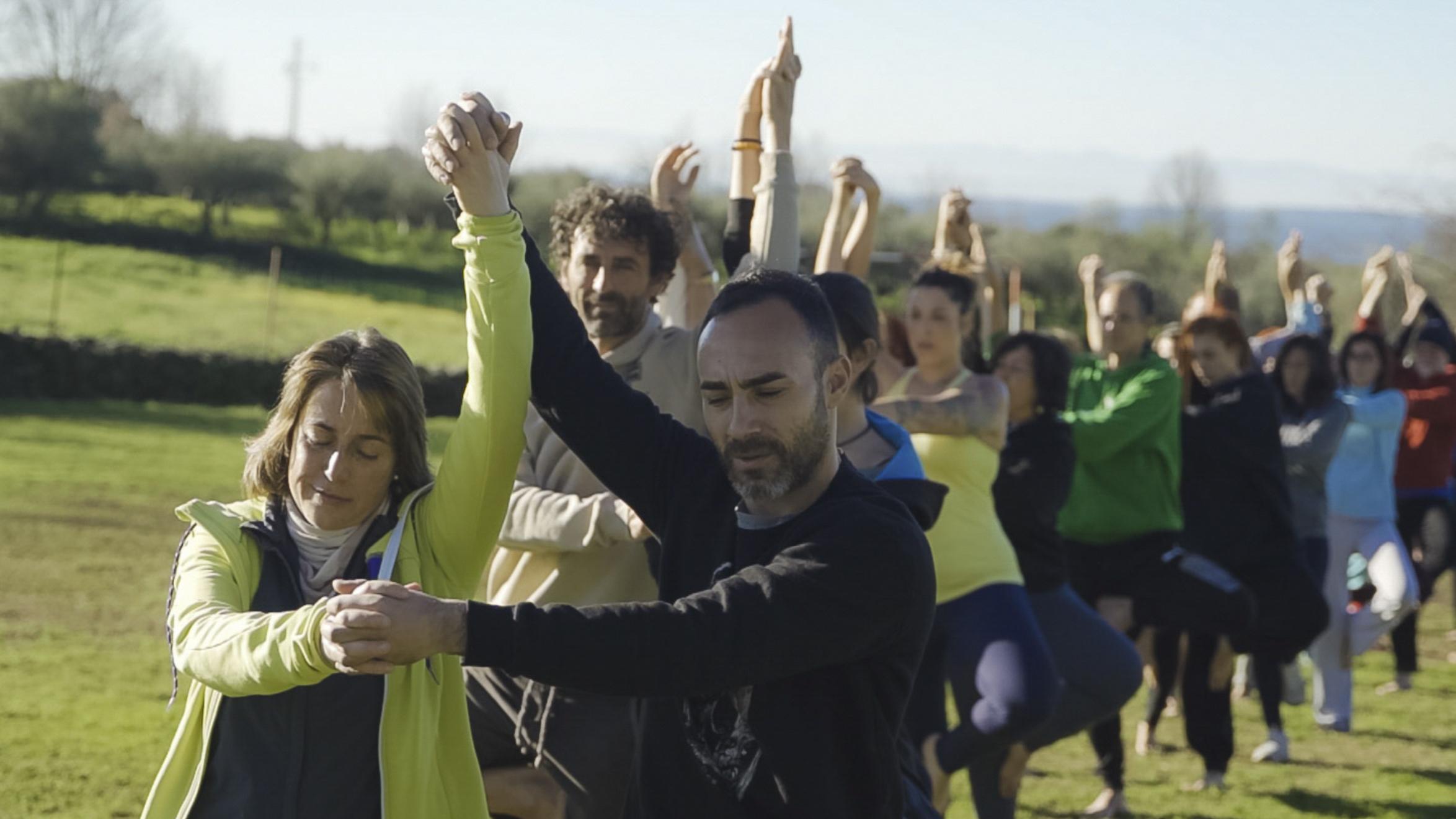 Retiro de yoga para parejas en España